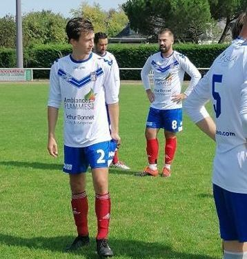 D2 (C) : Sainte-Gemmes sur Loire arrache l'égalisation en fin de match