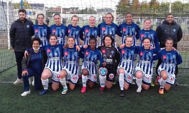 D1F (J2) : Angers NDC méritait mieux face à Montreuil-Juigné B