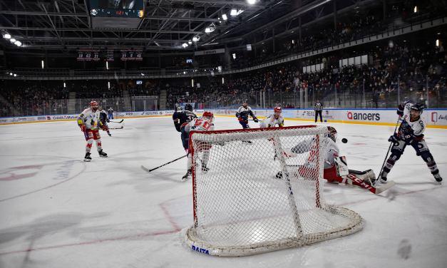 LM (J3) : Angers signe une victoire de prestige face à Grenoble (6-4).