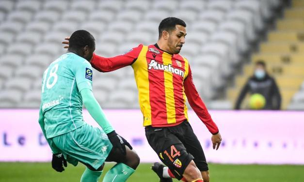 L1 (J12) : Angers SCO met fin à l'invincibilité lensoise à domicile (3-1).