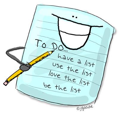 List-loving