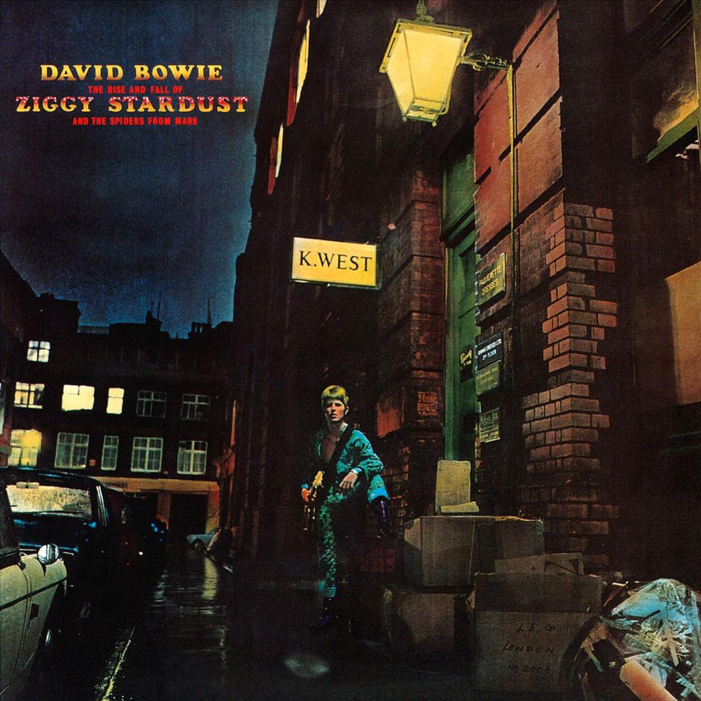 david bowie ziggy