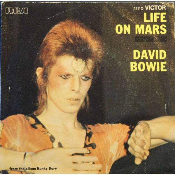David Bowie Tribute: The Escapist Genius of