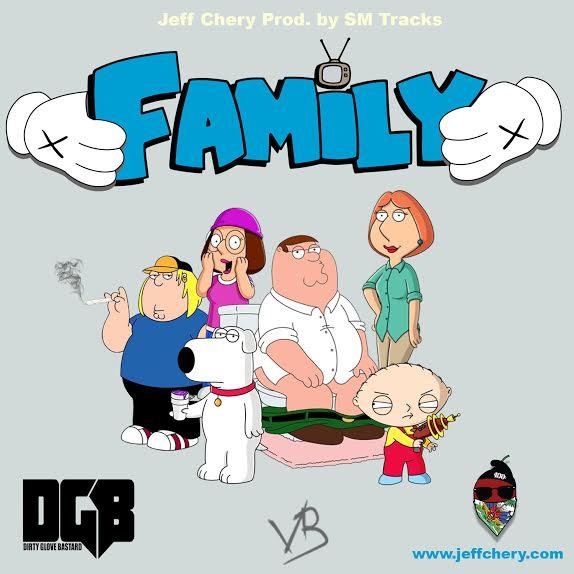 jeff chery family