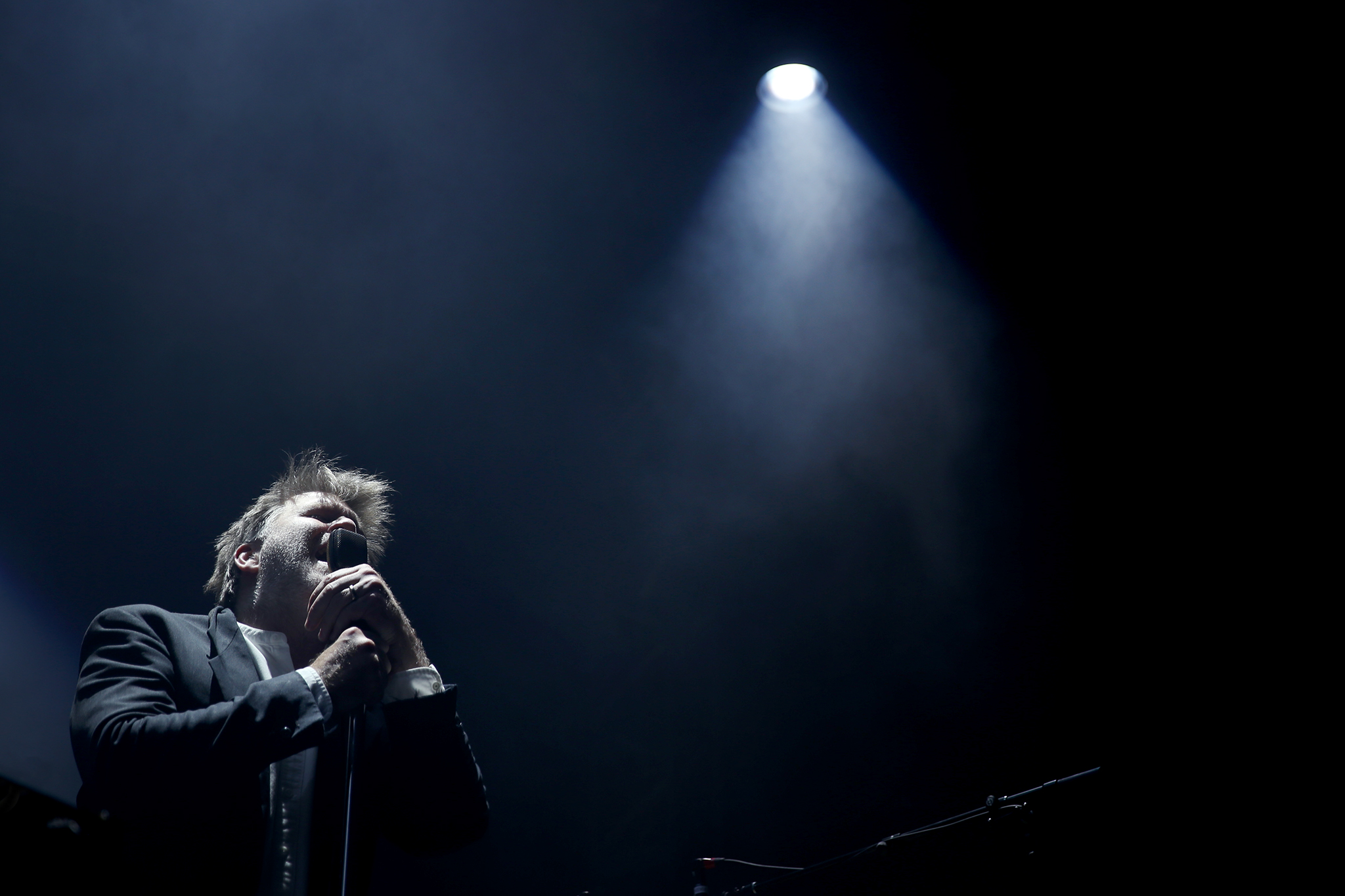 LCD Soundsystem at Main Stage by Laura June Kirsch for FYF Fest