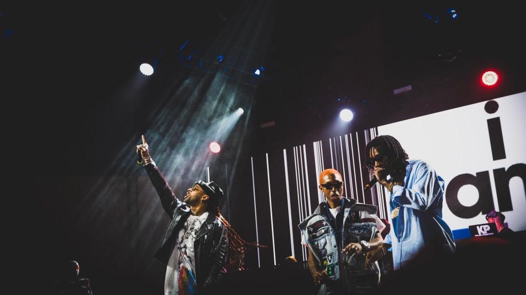 Pharrell x Ty x Wiz