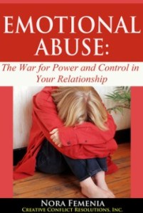 emotional abuse: war and power book cover