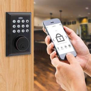 Airbnb Locks: Honeywell - 8812409S