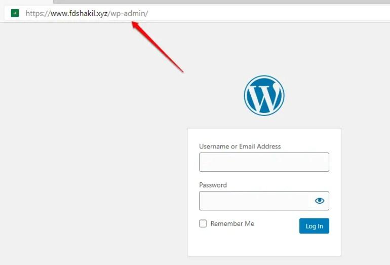 How to Create A WordPress Website
