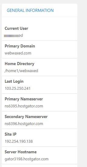 How to Find Hostgator Nameservers