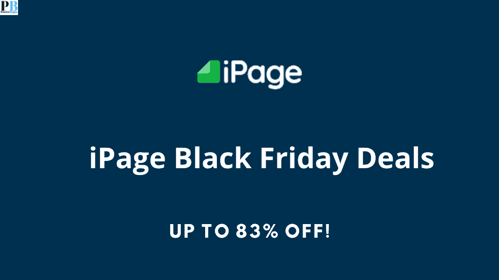 iPage Black Friday Deals
