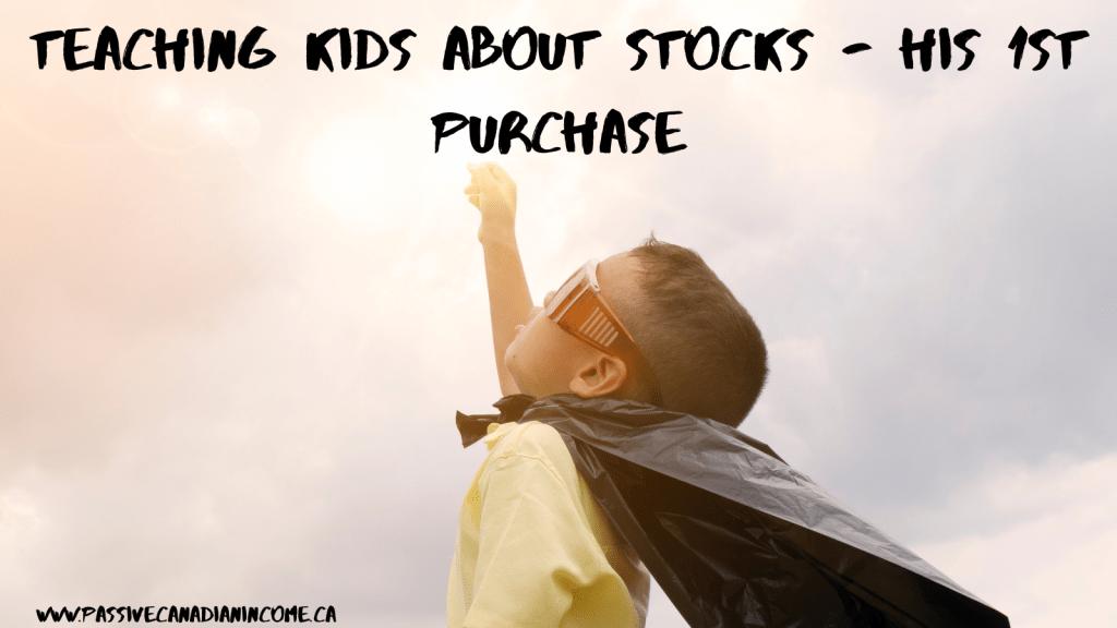 Teaching Children About Stocks