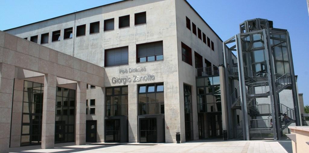 Polo Zanotto università nuovo decreto coronavirus