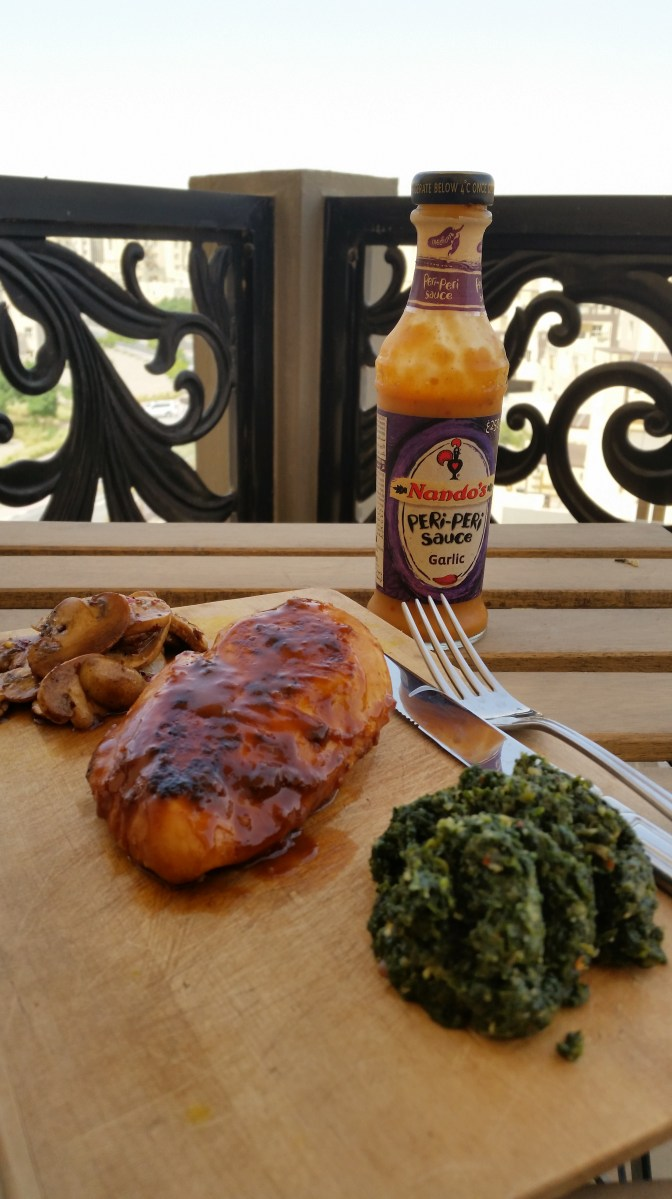 Copycat Meals:  Nandos Peri Peri Chicken?