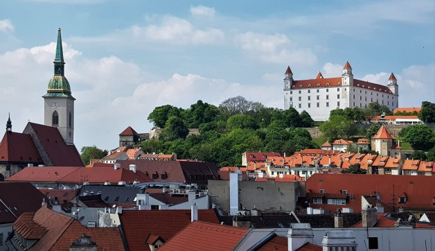 48 hours in Bratislava