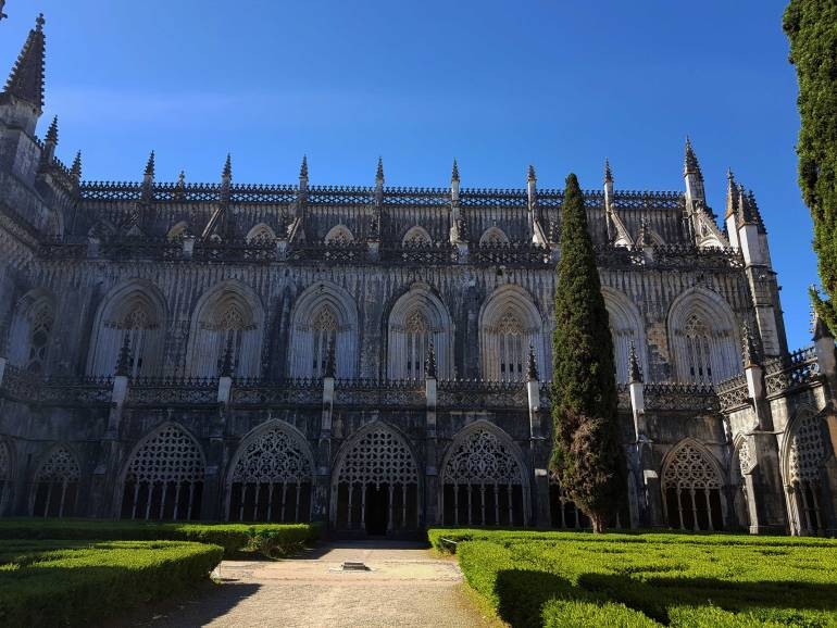 UNESCO sites: Royal Cloister of Batalha