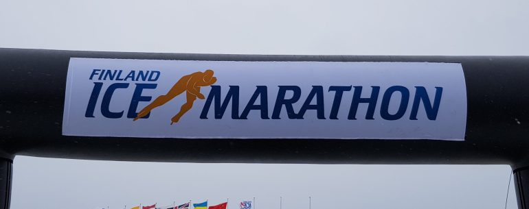 Finnish Ice Marathon