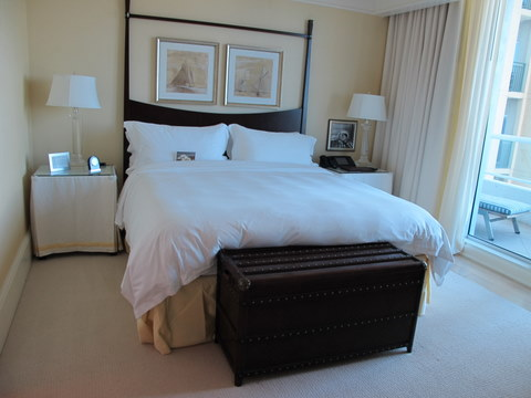 The Junior Suite at The Ritz Carlton, Fort Lauderdale