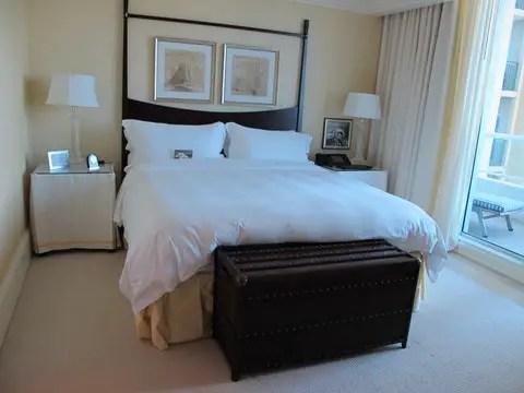 The Junior Suite at The Ritz Carlton, Fort Lauderdale