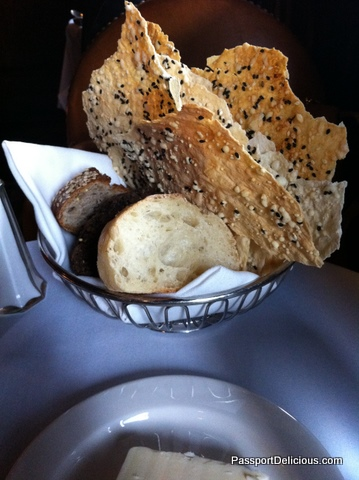 RL Grill Bread Basket