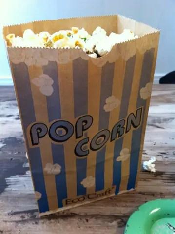 Grahamwich Popcorn