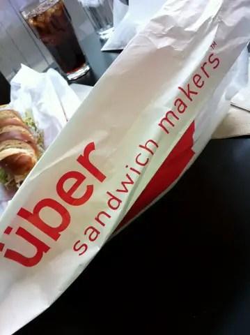 Ueber Sandwich