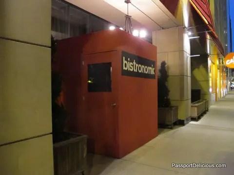 Bistronomic Entrance