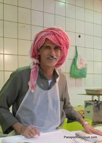 Kuwaiti Fishmonger