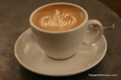Coffee at Fernandez & Wells