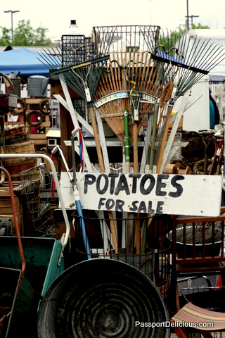 Rakes & Potatoes Randolph Street