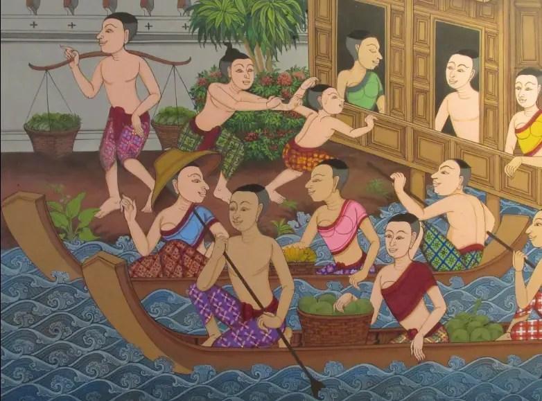 Opart Thai South Loop Art Work
