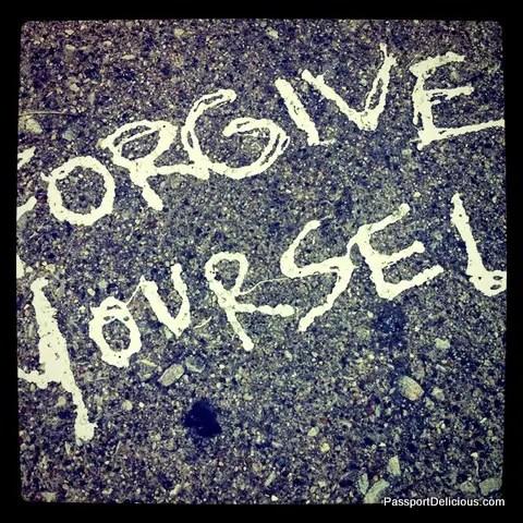 Forgive Graffiti Chicago