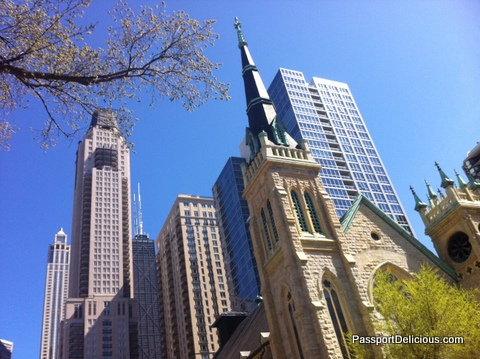 Chicago April 2012