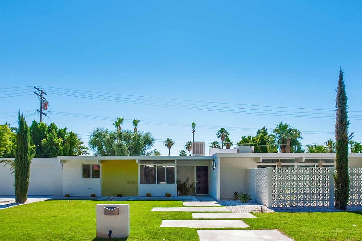 Our Location for Our GIrls' Weekend in Palm Springs