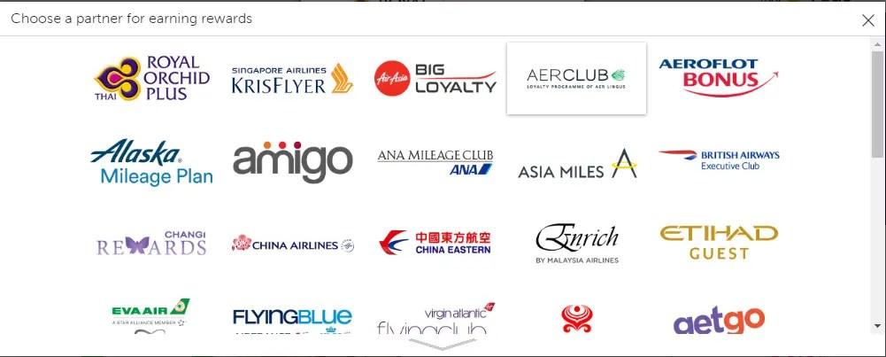 Kaligo.com Review Airline Partners