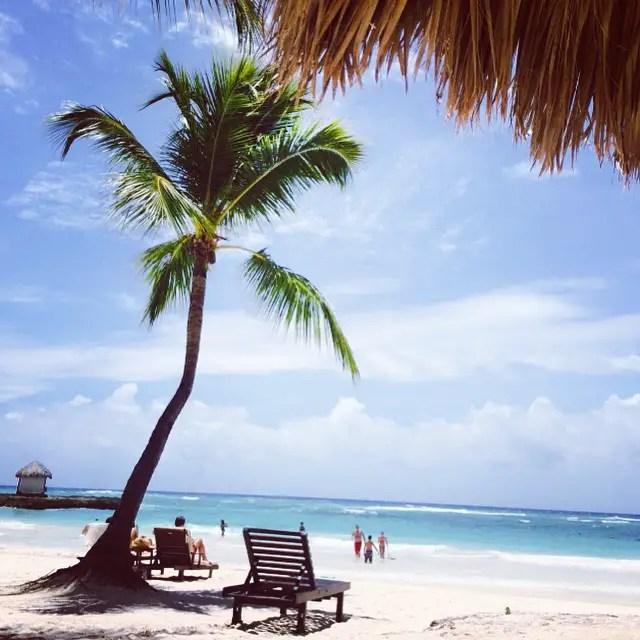 Eden Roc Cap Cana Review: Beach