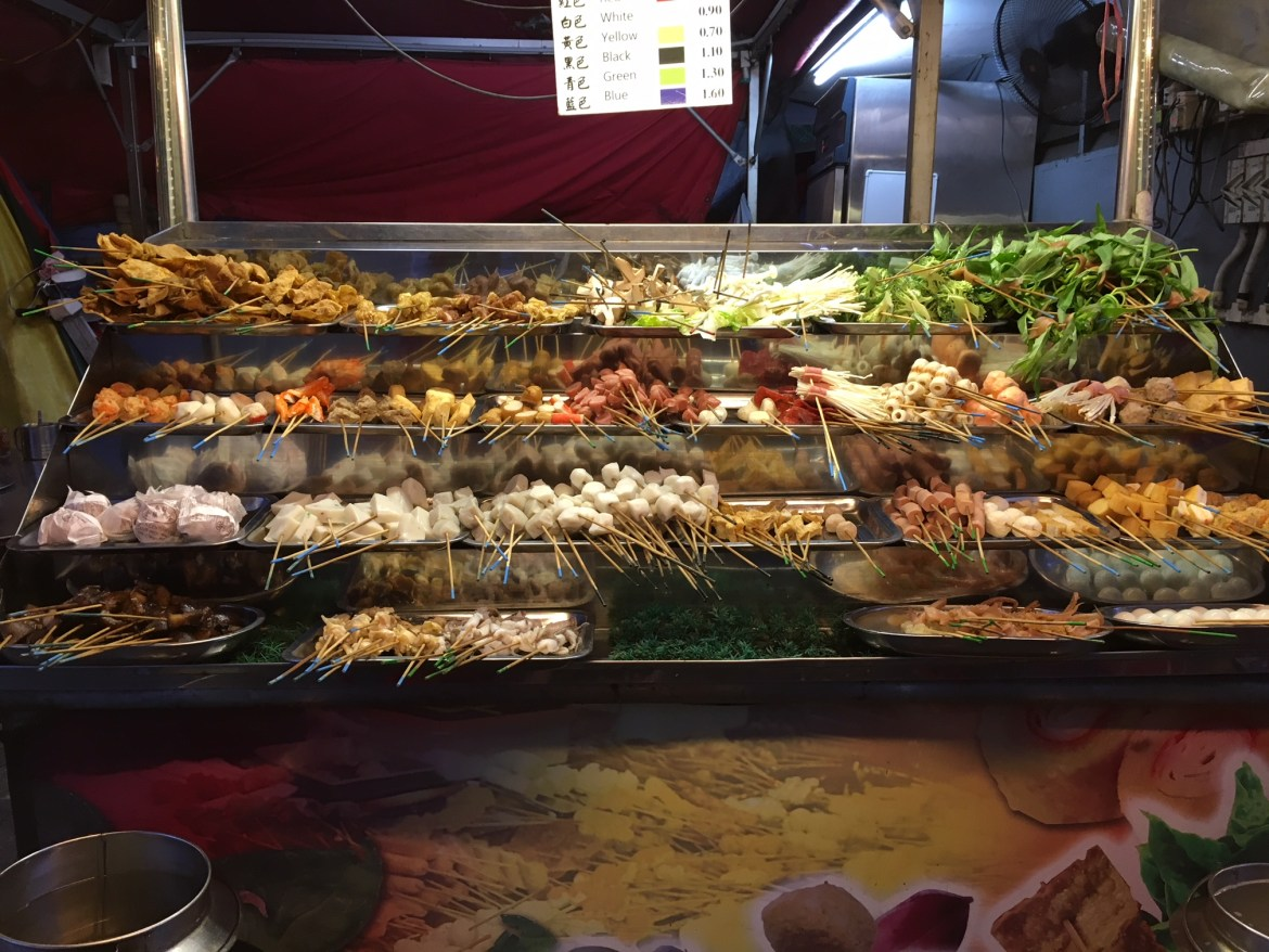 A food tour is one of the top things to do in George Town, Penang