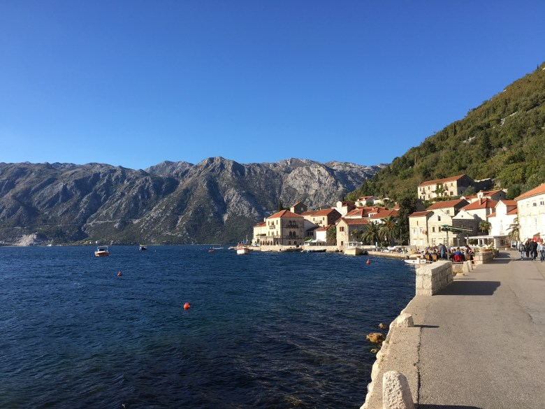 Pretty Perast during My Weekend in Montenegro