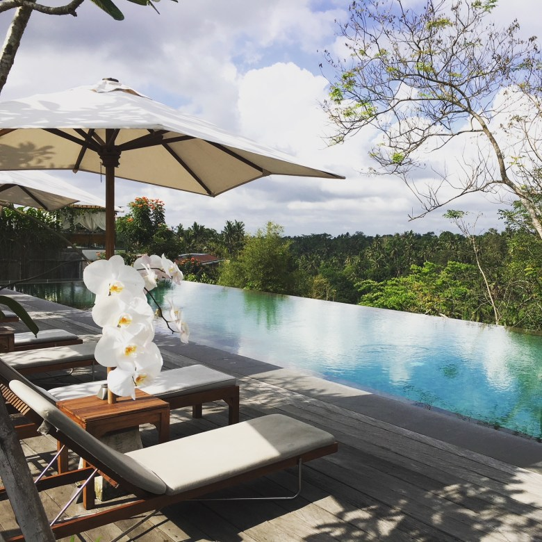 Things to Do in Ubud, Bali: Relax at the pool at Bisma Eight