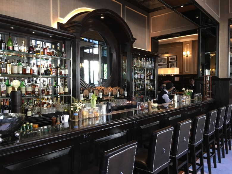 Things to Do in Yangon: Drop by the bar at the Strand Hotel