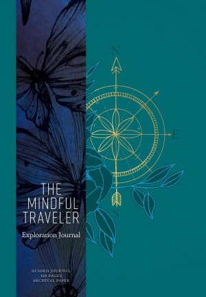 This is another travel journal focused on mindfulness.