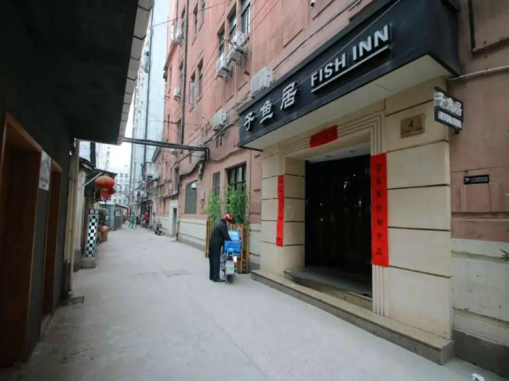 Where to Stay in Shanghai: Shanghai Fish Inn