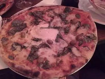 Regent pizza
