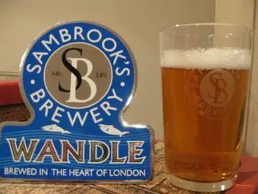 Sambrook brewery