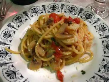 Piccolo abruzzo spaghetti