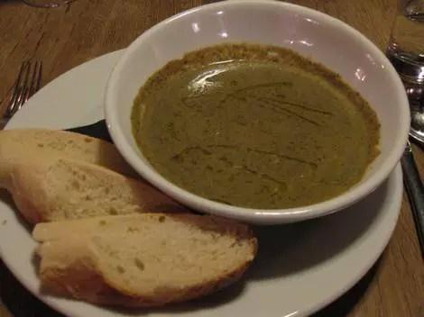 Rendezvous soup