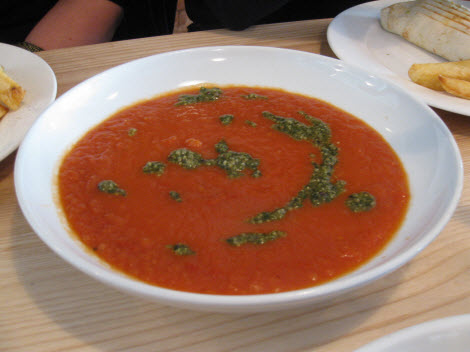 Tbc worlds largest bowl of tomato soup