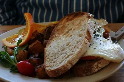 M henry breakfast sandwich