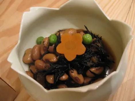 Itadaki zen beans