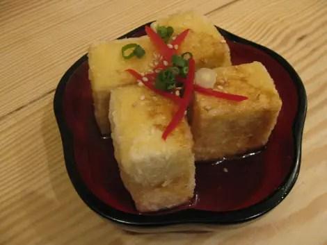 Itadaki zen tofu